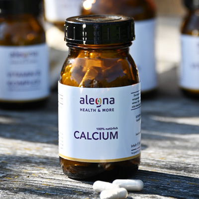 Alegna Calcium zur Nahrungsergänzung