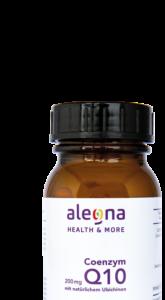 Alegna Coenzym Q10 zur Nahrungsergänzung