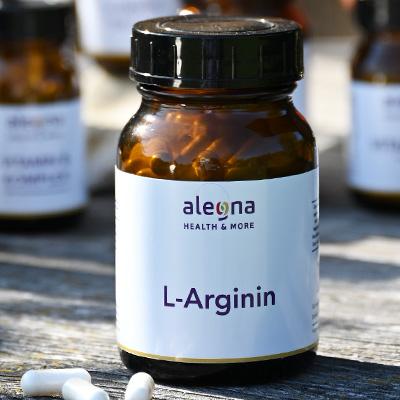 Alegna L-Arginin zur Nahrungsergänzung