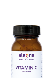 Alegna Vitamin C zur Nahrungsergänzung