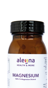 Alegna Magnesium zur Nahrungsergänzung